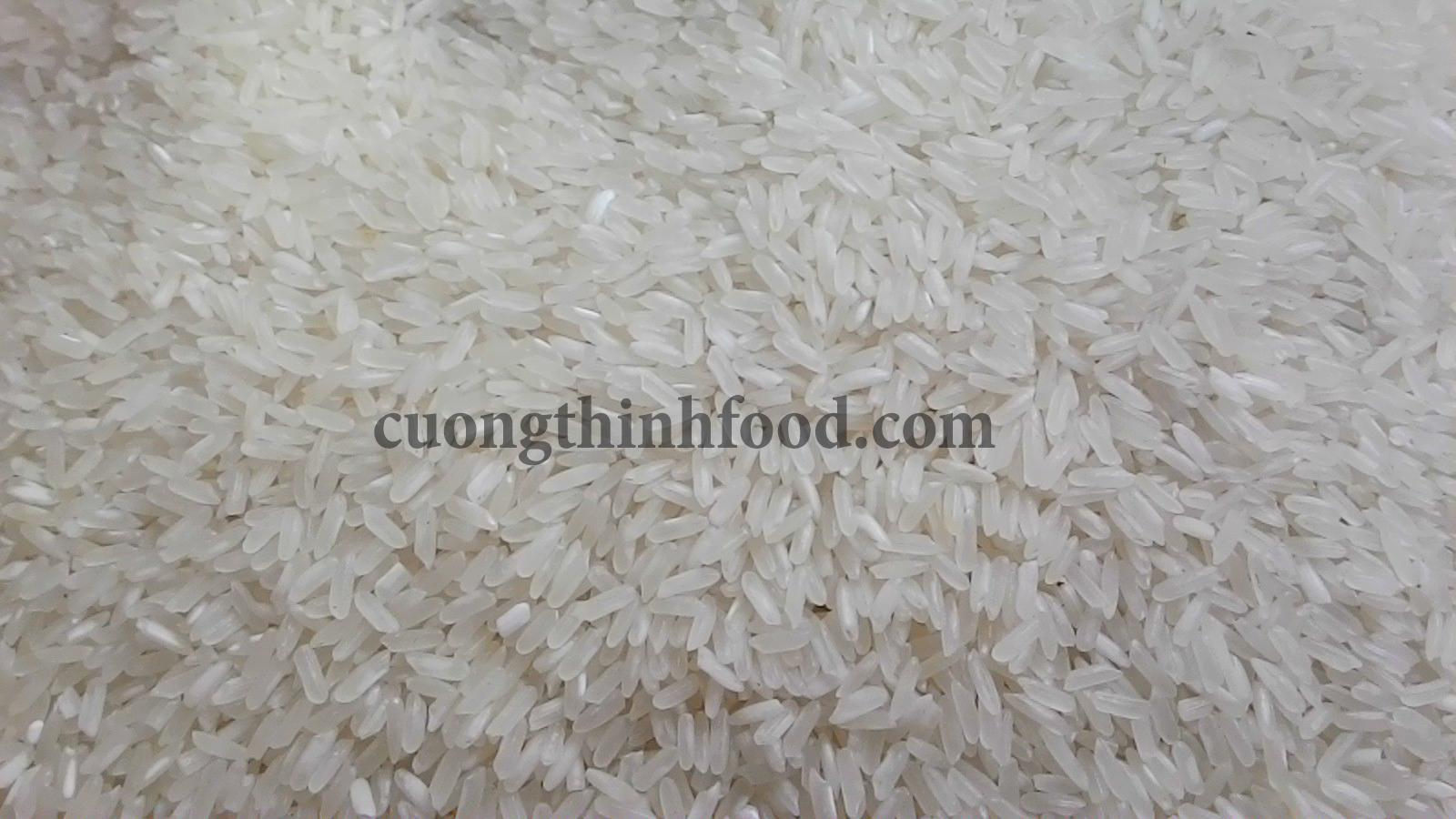 Gạo sari cho cơm khô ráo, ngon ngọt cơm