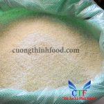 Gạo được đóng gói kỹ càng trong 2 lớp
