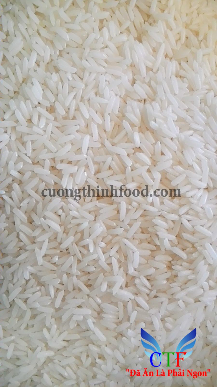 Hình dáng gạo Thái