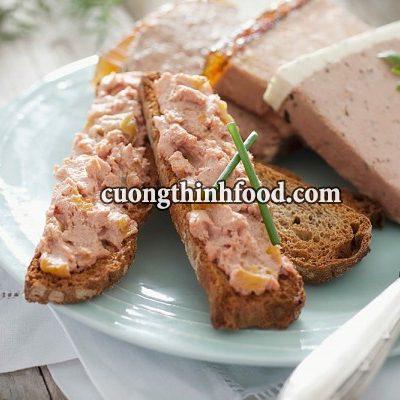 Pate Bò Né – beefsteak – bánh Mì Chảo