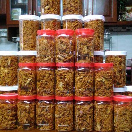 Cường Thịnh FUHESA FOOD chuyên sản xuất và cung ứng chà bông heo cay giá sỉ