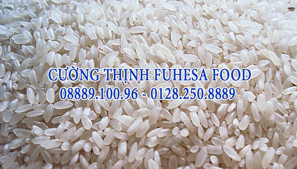 Gạo Hàm Châu - gạo chuyên sản xuất bánh, bún tươi, bún khô, miếng